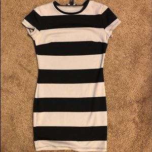 Forever 21 Bodycon T-shirt dress